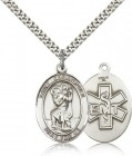 St. Christopher EMT Medal