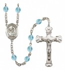Women's St. Catherine of Siena Birthstone Rosary