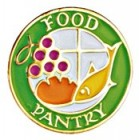 Food Pantry Lapel Pin