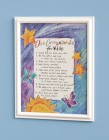 Ten Commandments for Kids Print