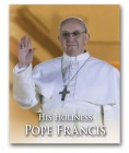 Pope Francis Color Lithograph Print - Pack of 3