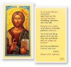 Prayer of St. Ephrem Laminated Prayer Cards 25 Pack