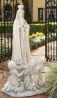 "Our Lady of Fatima Statue 58"" High"