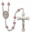 Women's St. Medard of Noyon Birthstone Rosary
