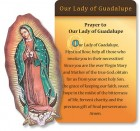 Our Lady of Guadalupe Inspirational Magnet - 12 per order