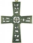 The Lord Bless You And Keep You Pectoral Cross of Blessing [TCG0320]
