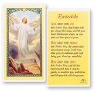 Eastertide Resurrection Laminated Prayer Cards 25 Pack