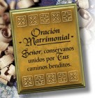 Oracion Matrimonial Wall Plaque