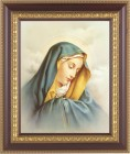 Sorrowful Mary Framed Print