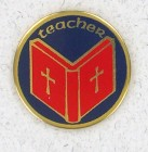 Teacher Lapel Pin (12 pieces per order)