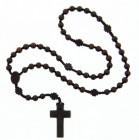 Jujube Wood 5 Decade Rosary - 8mm