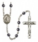 Men's St. Raymond of Penafort Silver Plated Rosary