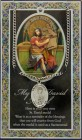 St. David Medal in Pewter with Bi-Fold Prayer Card