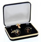 Deacon Cuff Link Set