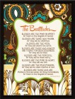 The Beatitudes Framed Wall Plaque
