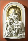 "Pieta Wall Plaque - 10""H"