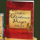 I Said a Christmas Prayer Christmas Card Box Set