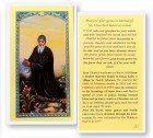 St. Charbel Laminated Prayer Cards 25 Pack