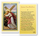 Splinters From The Cross Laminated Prayer Cards 25 Pack