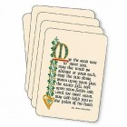 May the Road Rise Prayer Cards - pack of 25