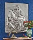 Pieta Wall Plaque