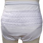 Poly-cotton Knit Diaper Cover