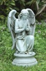 Praying Angel Garden Statue 17.75""