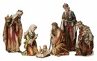 Resin Nativity Set - 20 inch