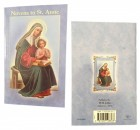 Saint Anne Novena Prayer Pamphlet - Pack of 10