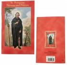 Saint Peregrine Novena Pamphlet - 10 per pack