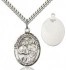 Saints Cosmas & Damian Medal
