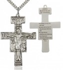 Men's San Damiano Cross Pendant [BM0590]
