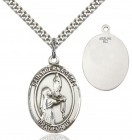 St. Bernadette Medal
