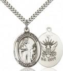 St. Brendan the Navigator Navy Medal