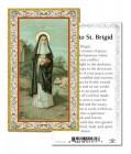 St. Brigid Prayer Cards 100 Pack