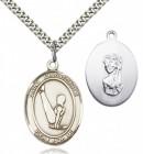 St. Christopher Gymnastics Medal