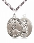 St. Christopher Ice Hockey Medal [EN6286]