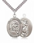 St. Christopher Motorcycle Medal