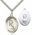 St. Christopher Rugby Medal