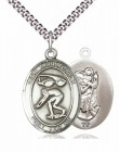 St. Christopher Swimming Medal