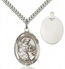 St. Eustachius Medal