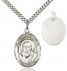 St. Francis de Sales Medal