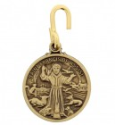 St. Francis of Assisi Pet Medal