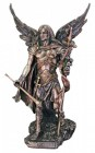 St. Gabriel the Archangel Statue, 13 3/4 Inches