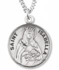 St. Isabella Medal