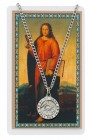 St. John the Apostle Medal and Prayer Card Set