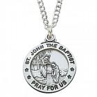 St. John the Baptist Medal