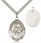 St. Lidwina of Schiedam Medal