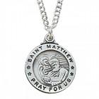 St. Matthew the Evangelist Medal