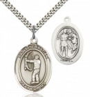 St. Sebastian Archery Medal